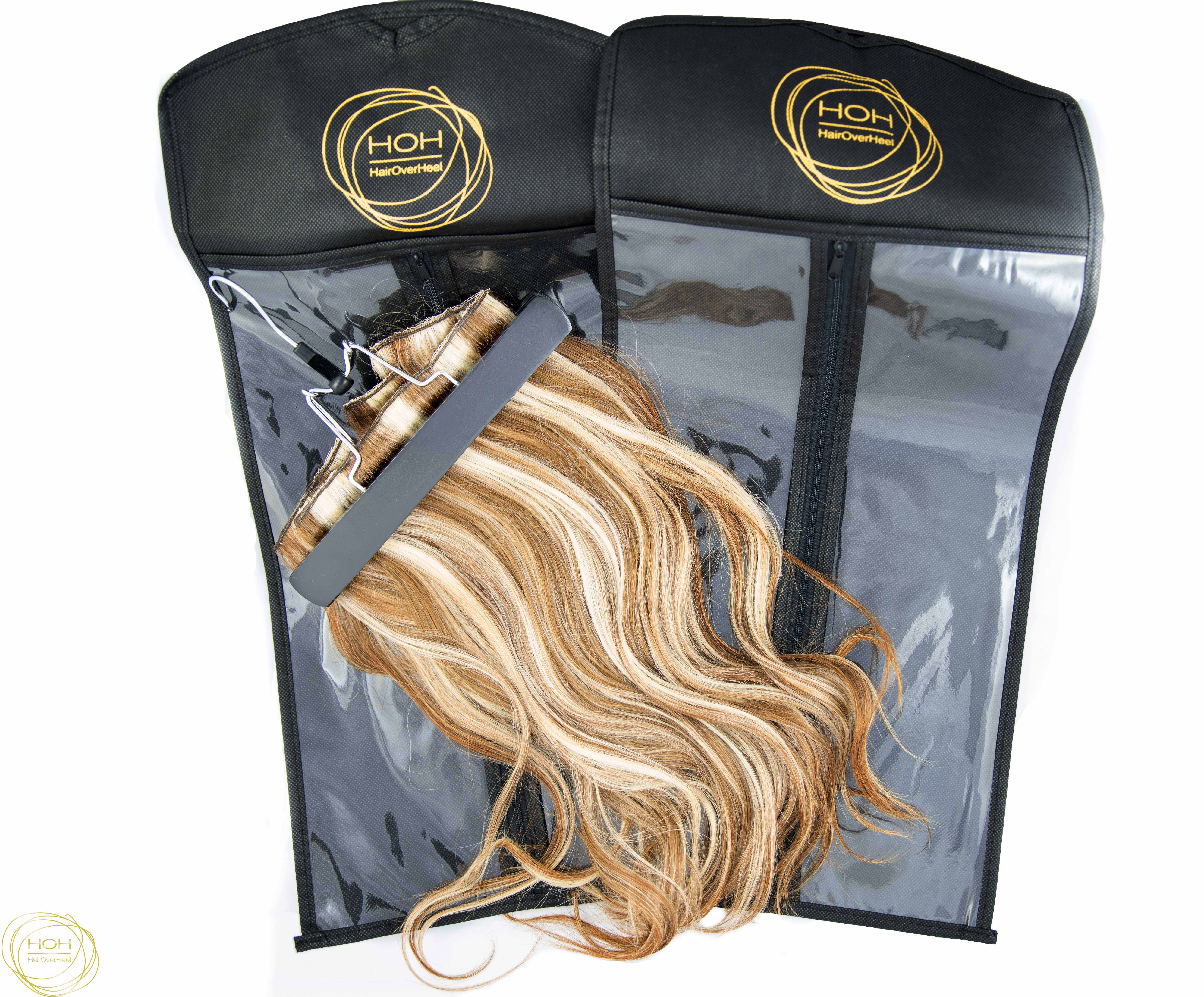 The Best Way To Store Your Luxury Human Hair Extensions