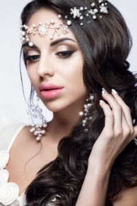 Hair extensions for your special day