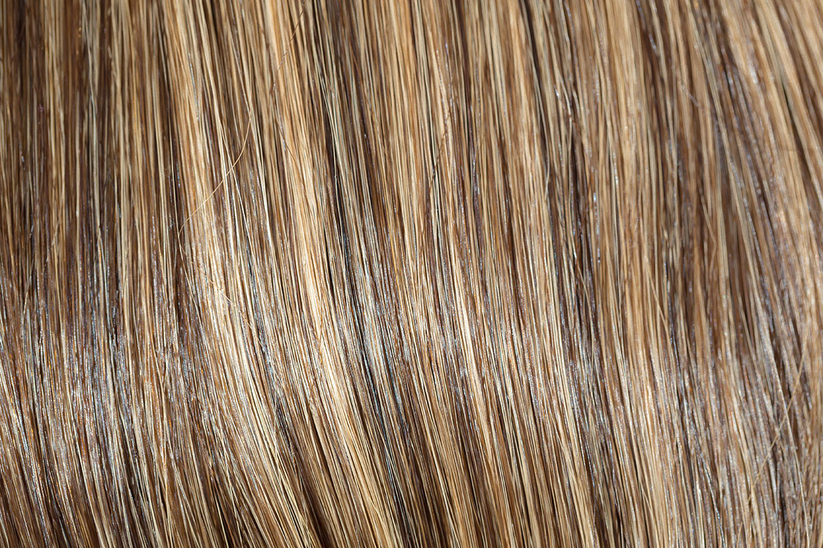 Remy 100% human hair extension color Balayage