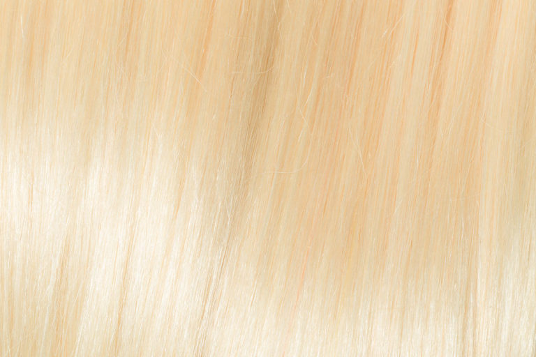 Hair extension color California Blonde