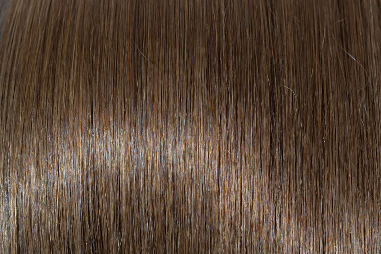 Remy 100% human hair extension color Cappuccino