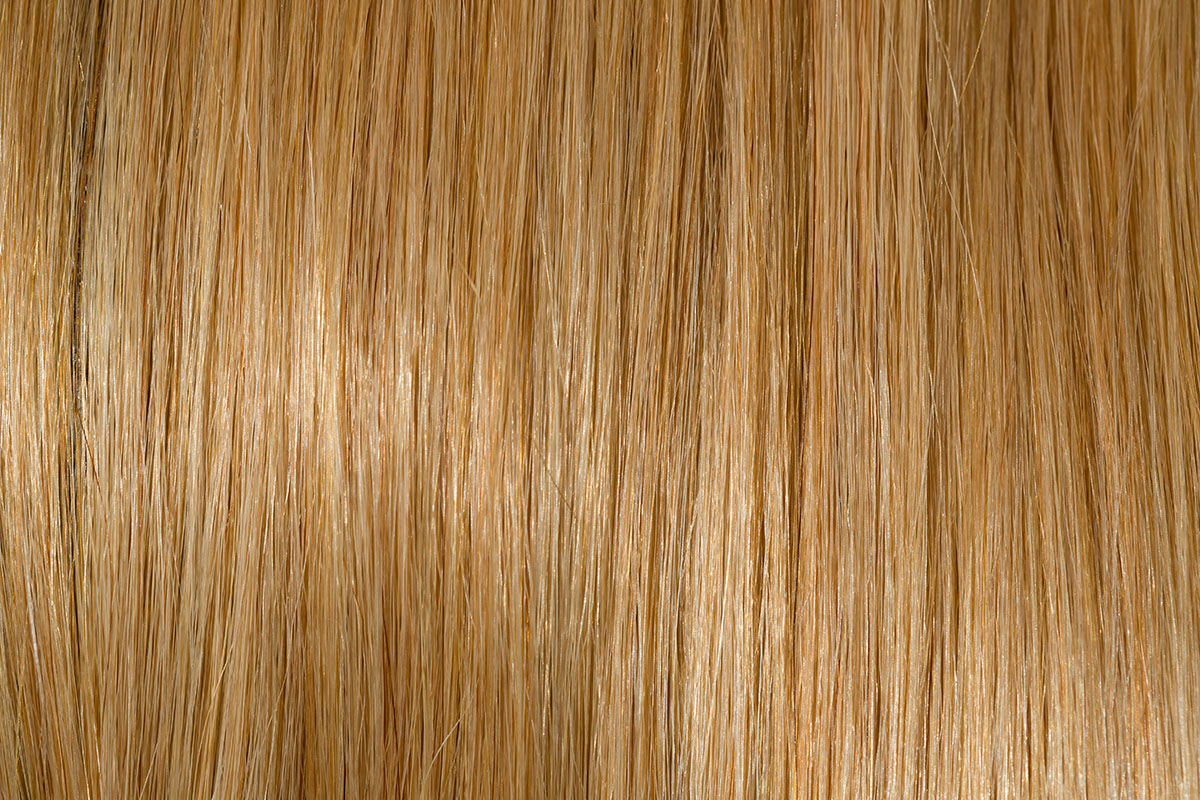 Remy 100% Human Hair Extension Color Strawberry Blonde