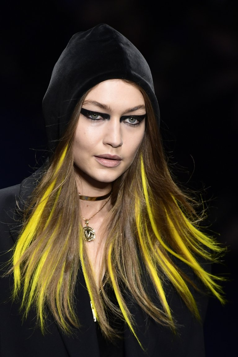 Hot hair trends form Fashion Month 2017 with HairOverHeel