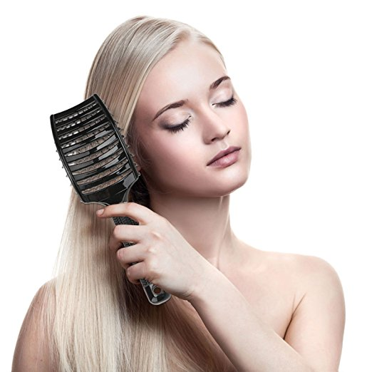 What is the best hairbrush for my hair and my Hairextensions