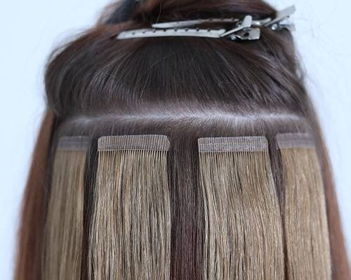 tape-in-extensions-how to do